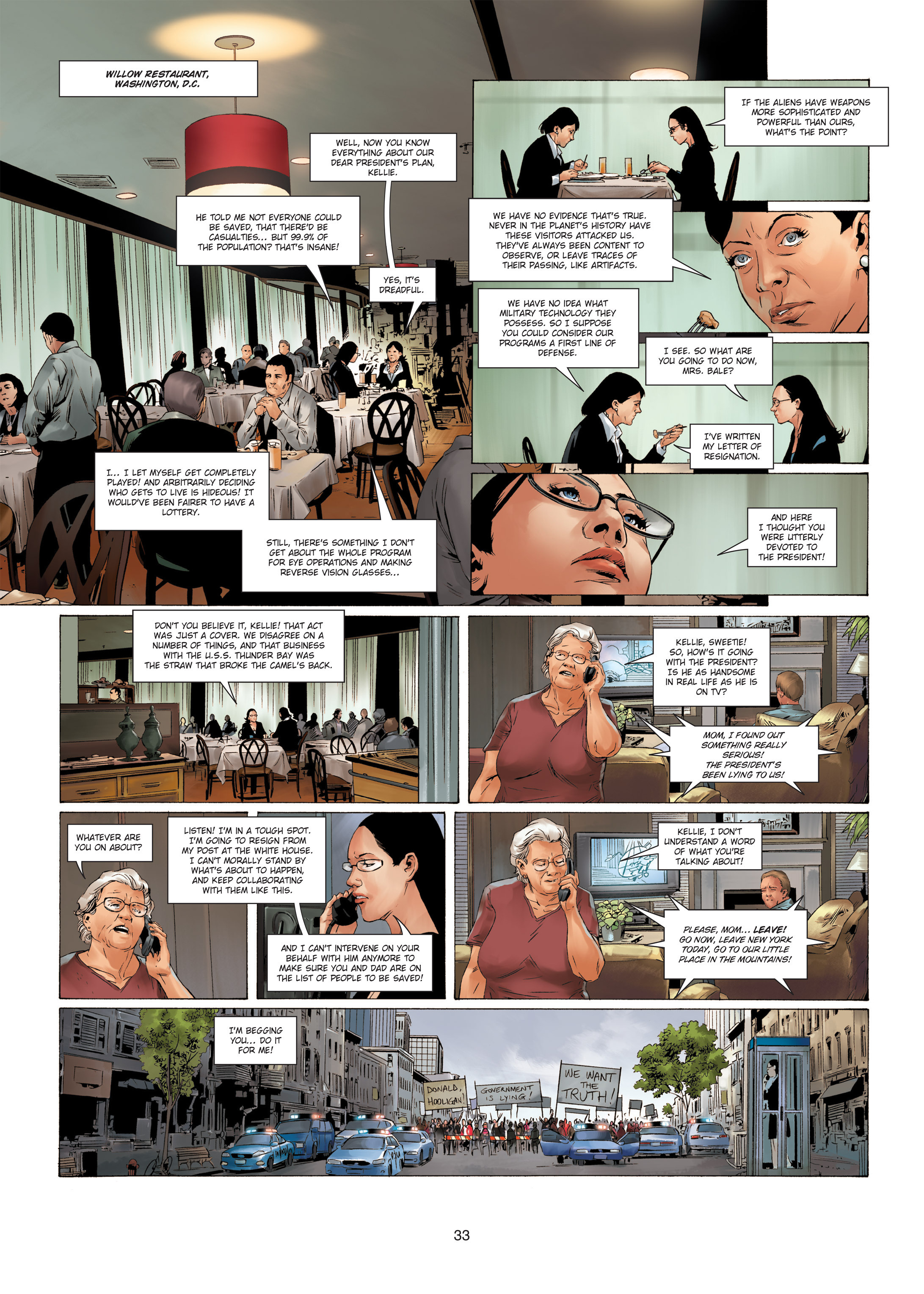 Promethee #8 #12 - English 33