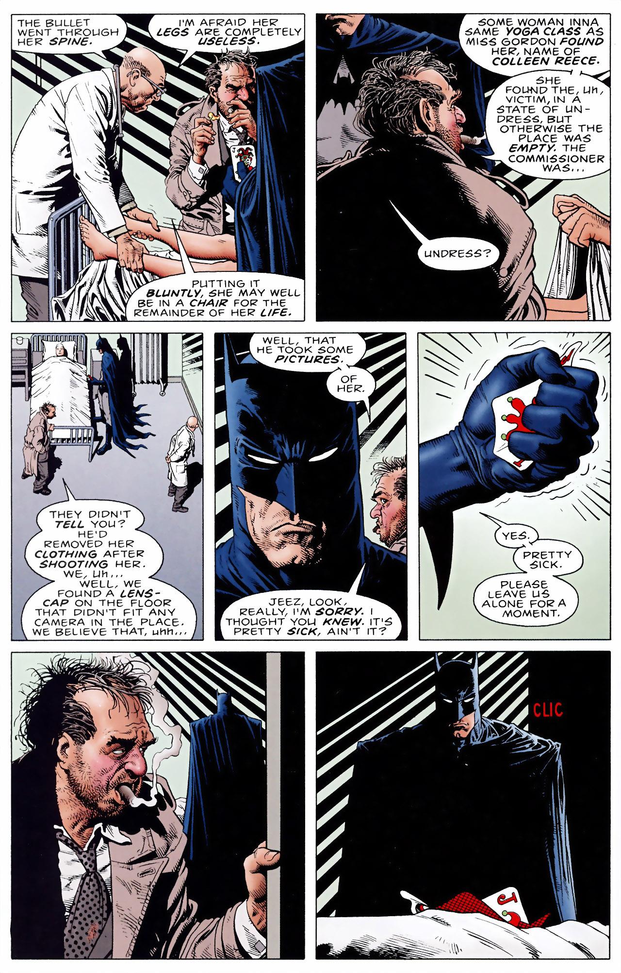Batman: The Killing Joke chap 1 pic 23
