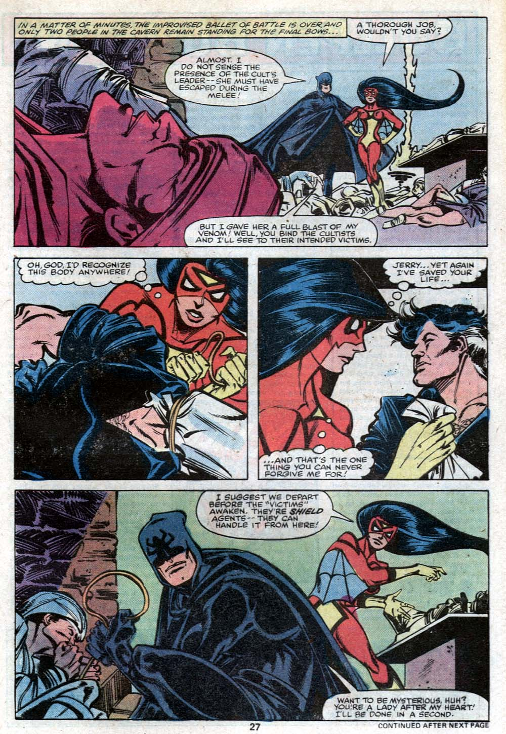 Spider-Woman (1978) Issue #15 #15 - English 17