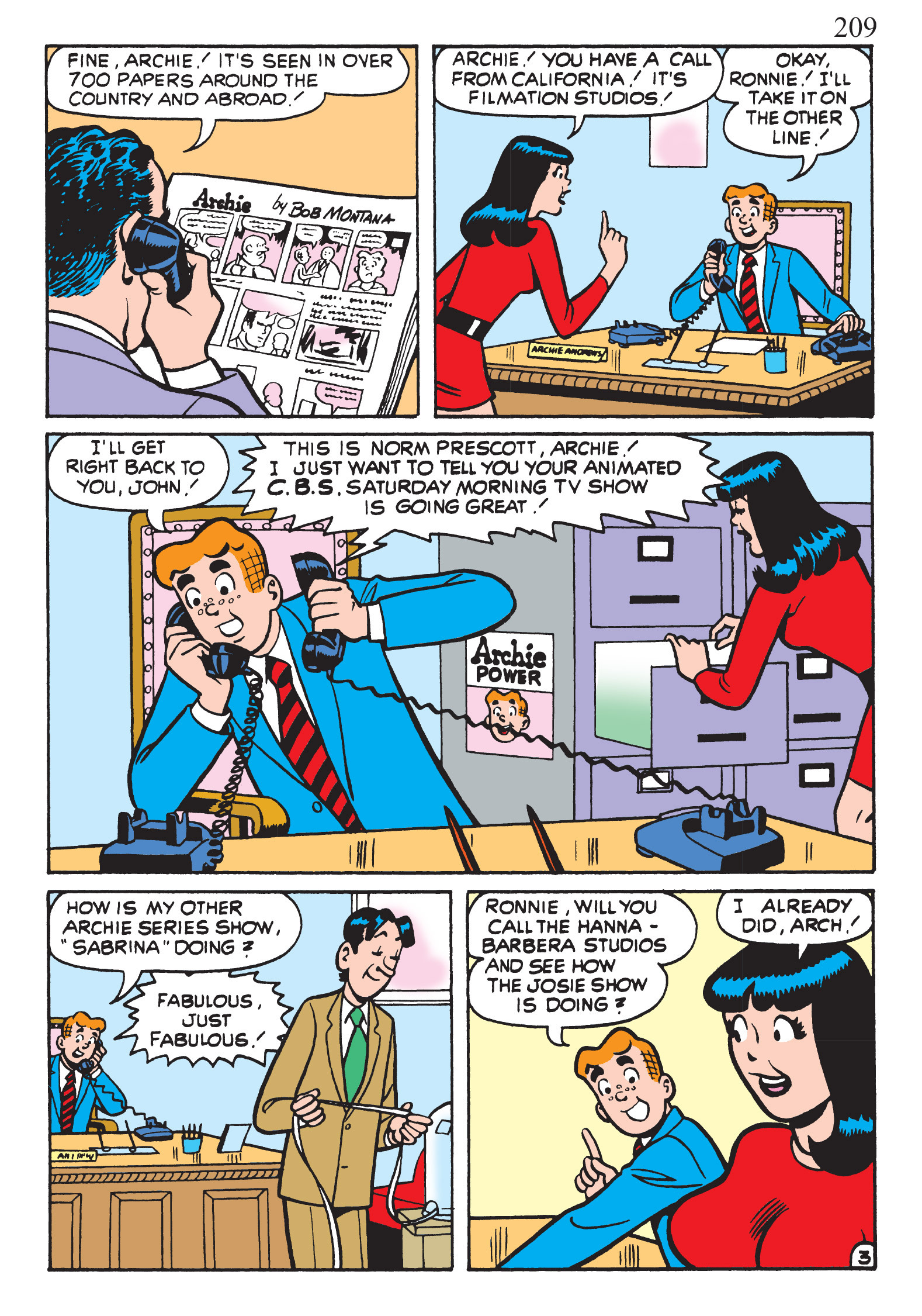 Read online The Best of Archie Comics comic -  Issue # TPB 1 (Part 1) - 205