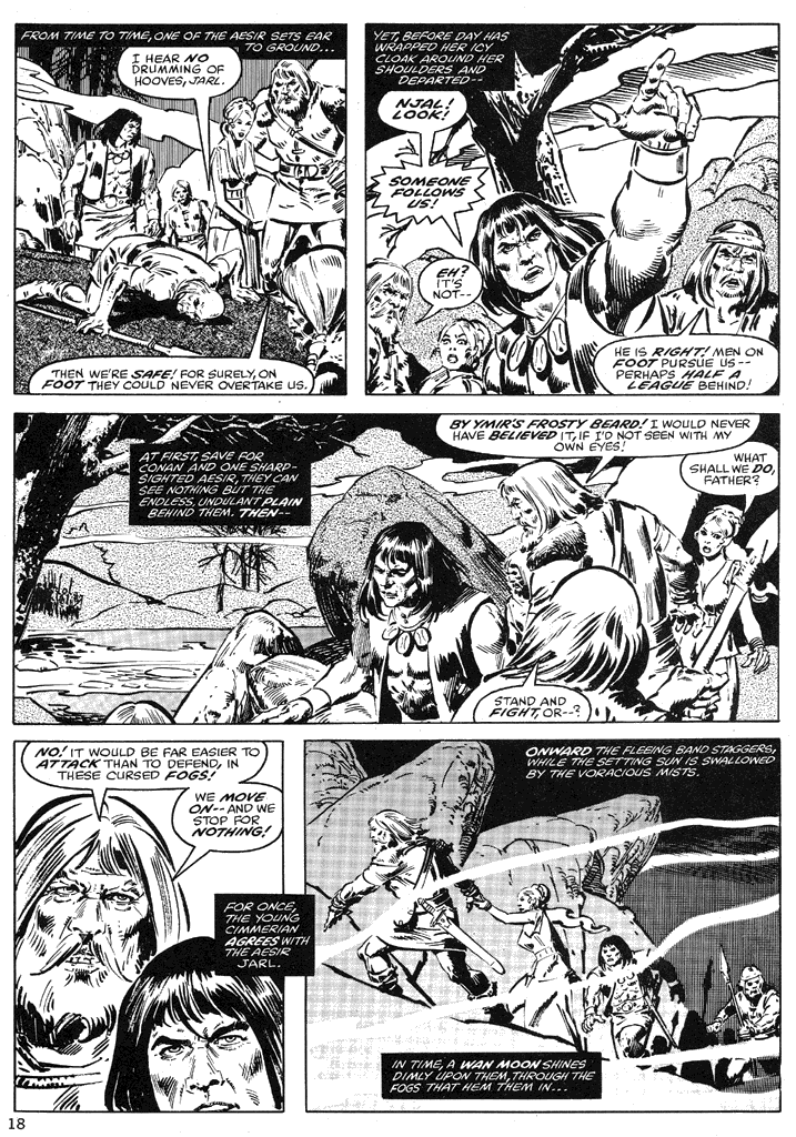 The Savage Sword Of Conan Issue #39 #40 - English 18