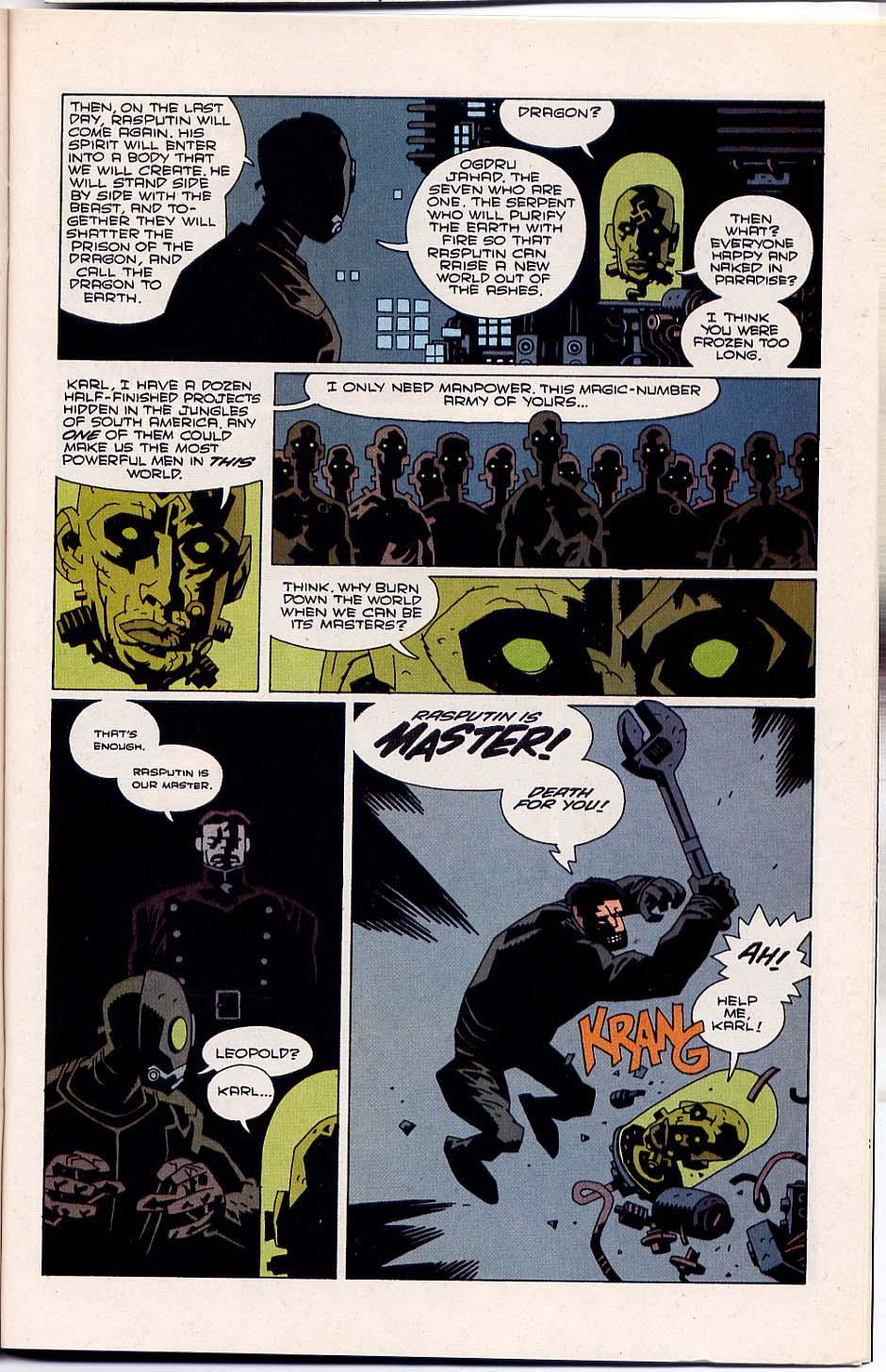 Hellboy: Wake the Devil Issue #4 #4 - English 21