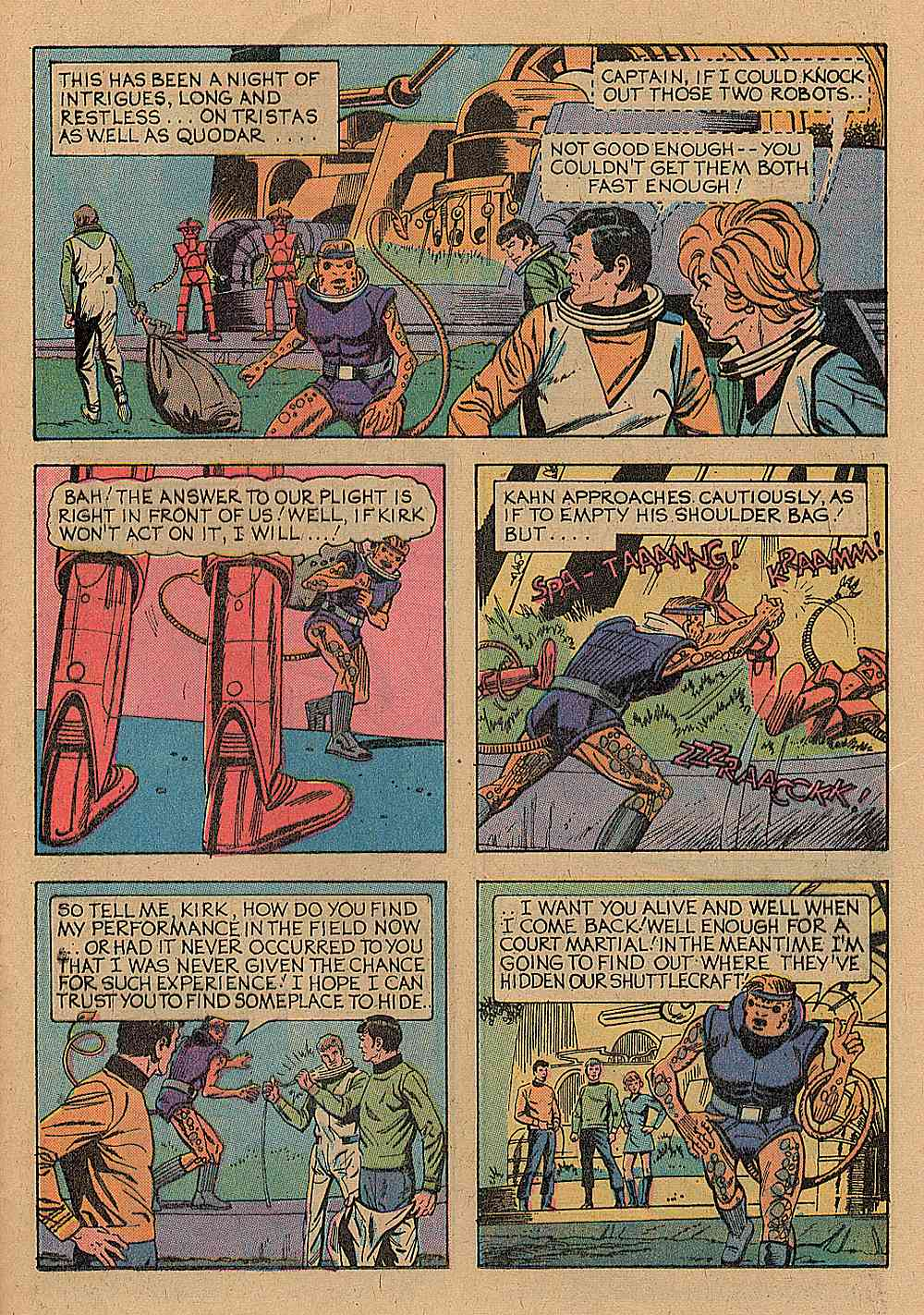 Star Trek (1967) Issue #31 #31 - English 19