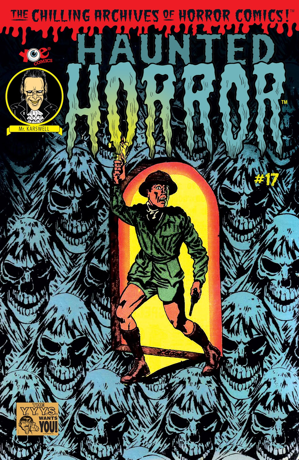 Haunted Horror Issue #17 #17 - English 1