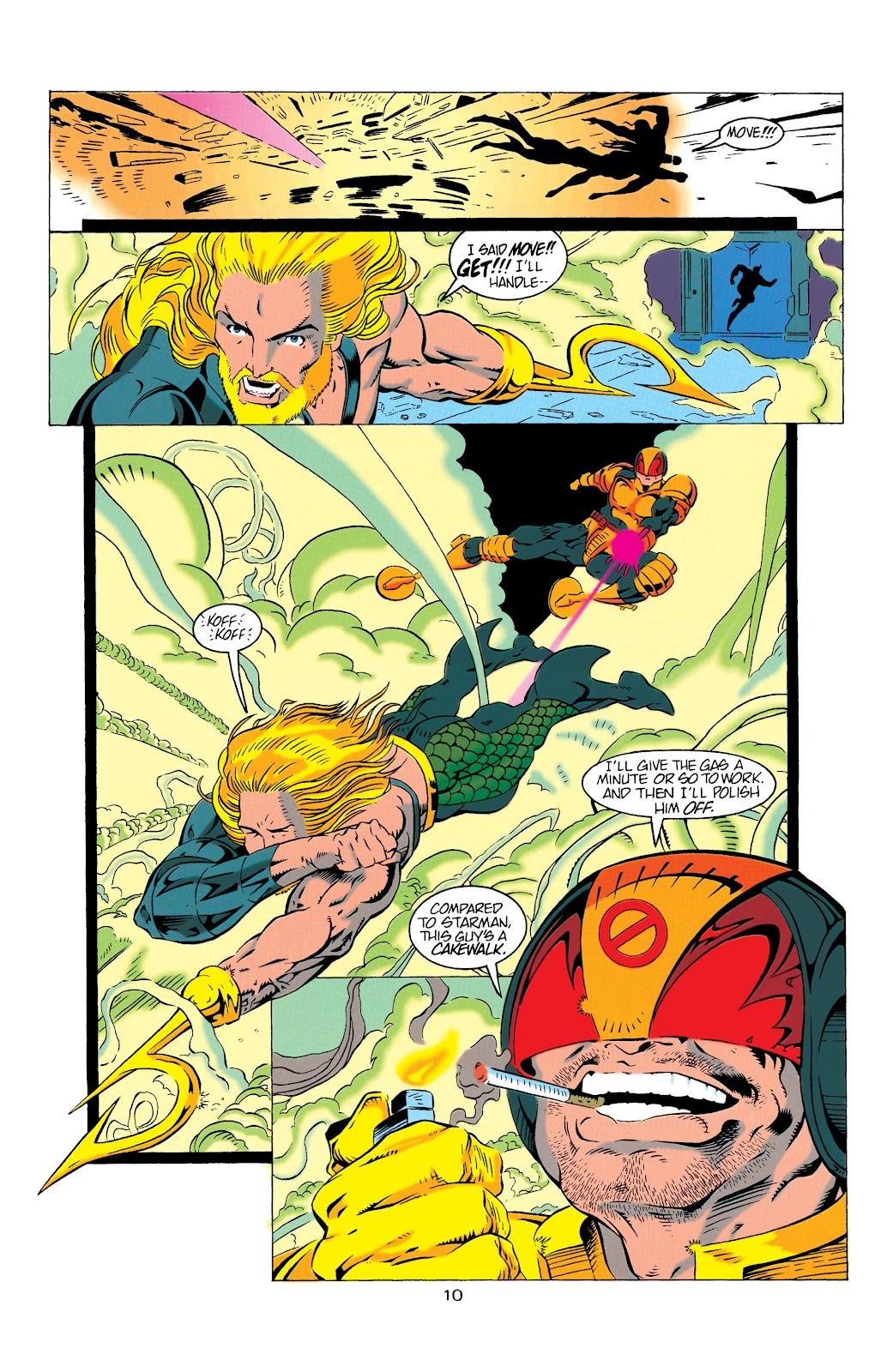 Aquaman (1994) Issue #9 #15 - English 11