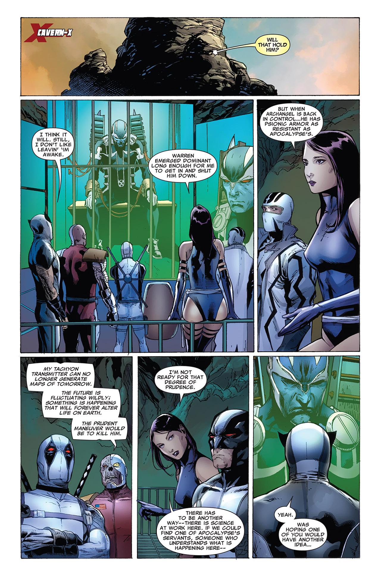 Uncanny X-Force (2010) #10 #27 - English 20