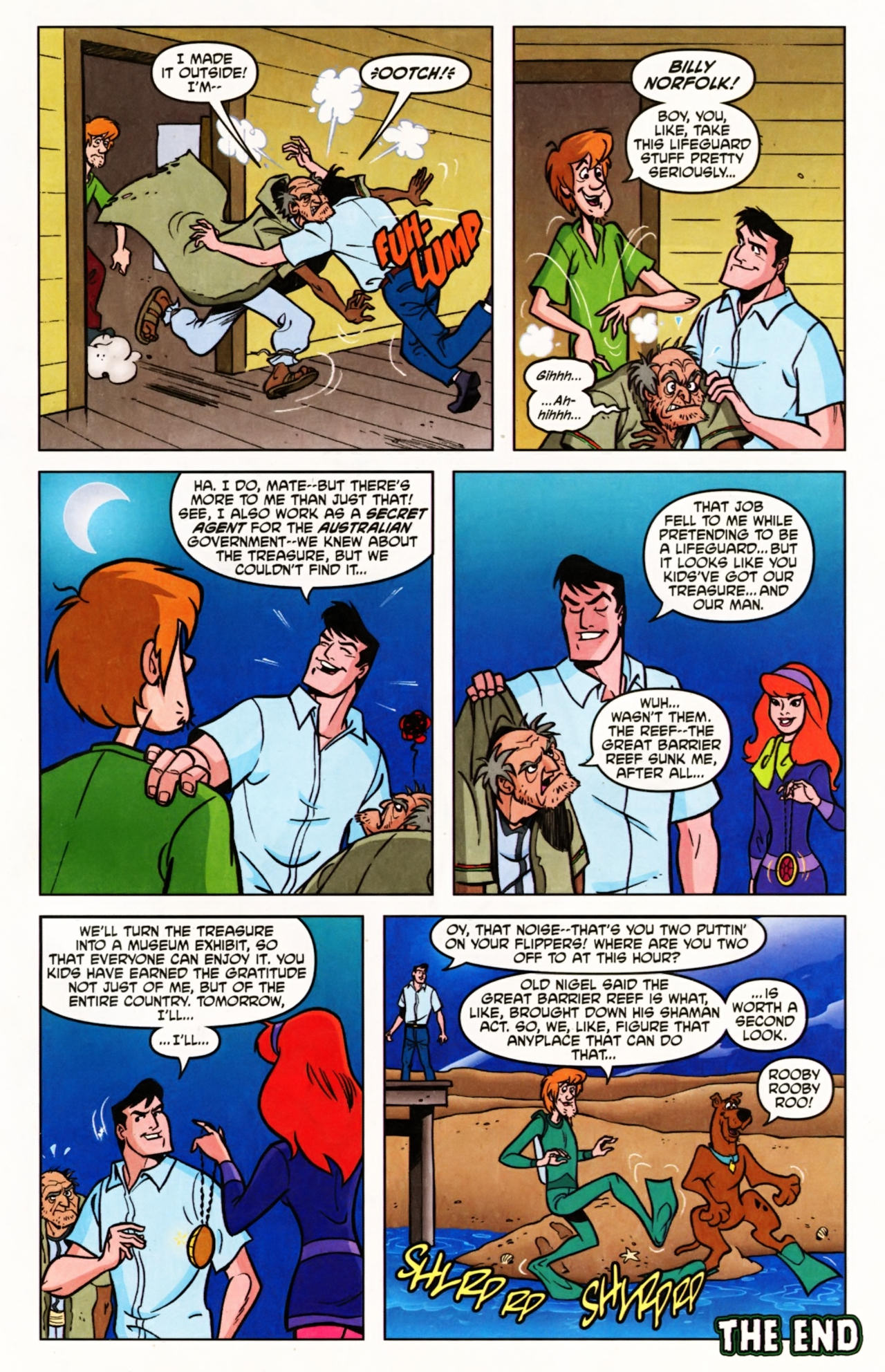 Read online Scooby-Doo (1997) comic -  Issue #147 - 13