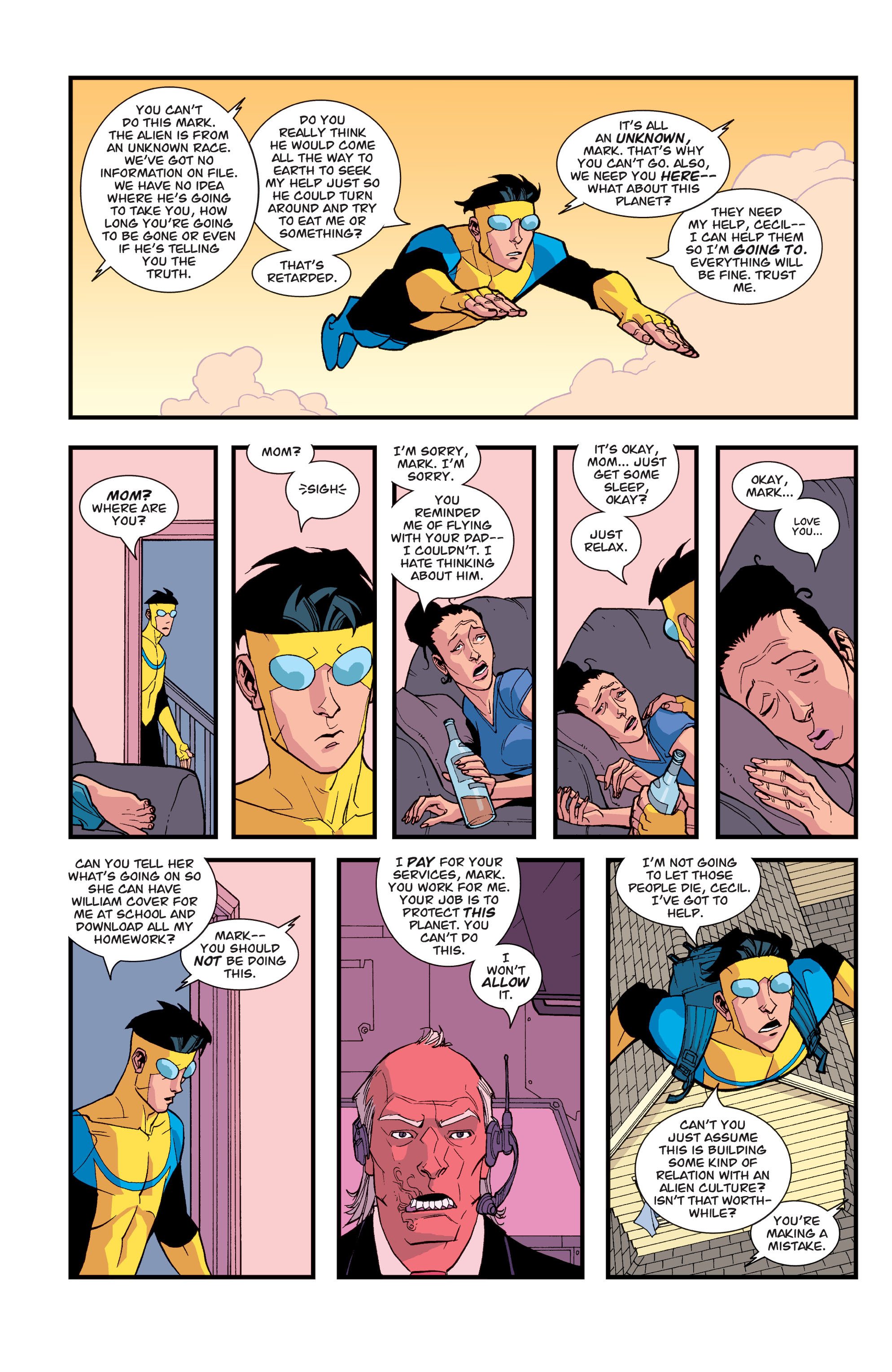 Invincible _TPB_6_-_A_Different_World Page 23