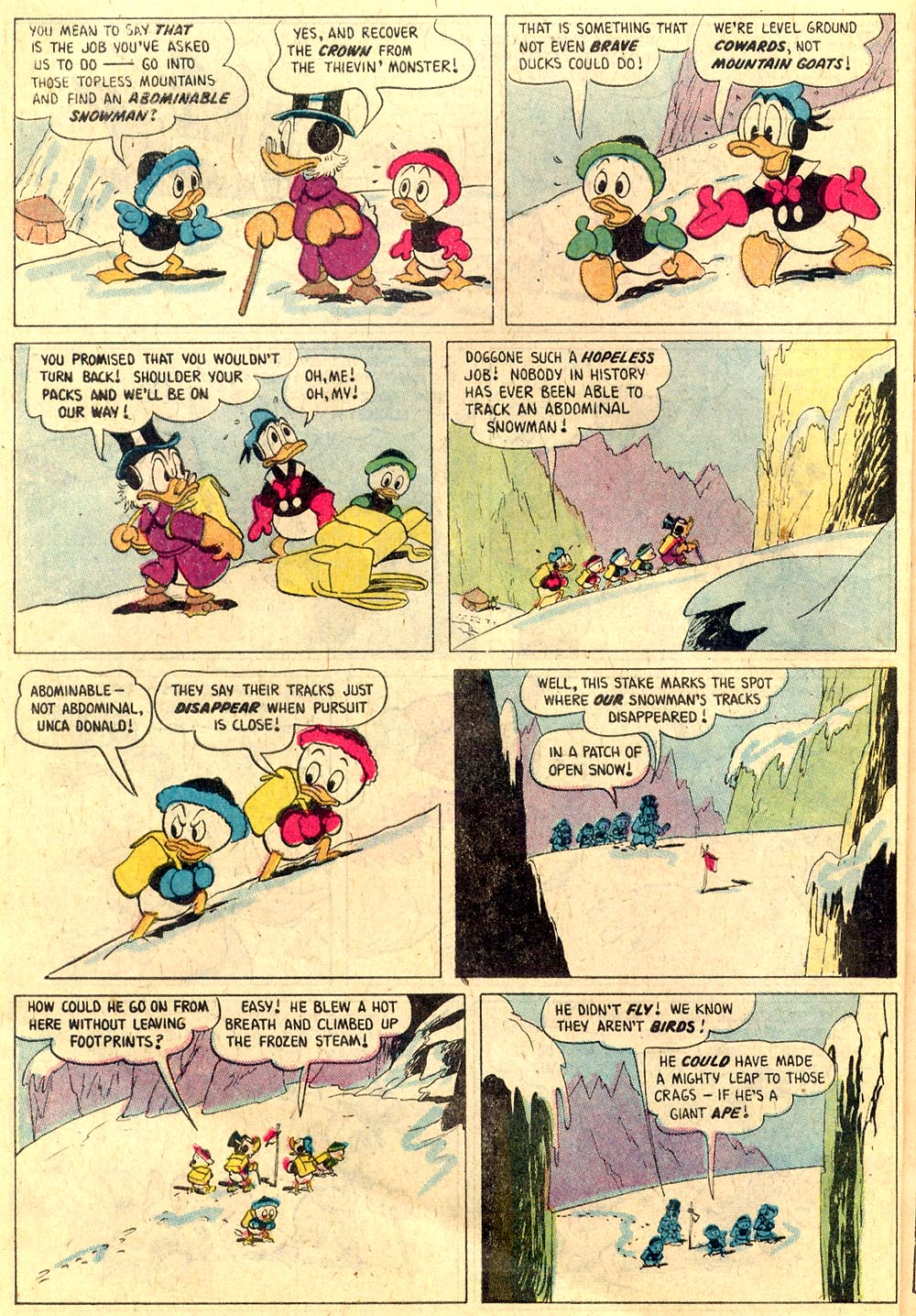 Uncle Scrooge (1953) Issue #161 #161 - English 11