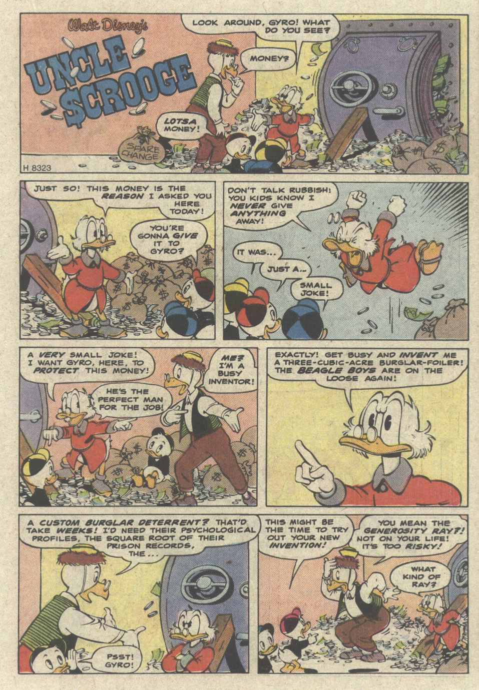 Uncle Scrooge (1953) Issue #228 #228 - English 23
