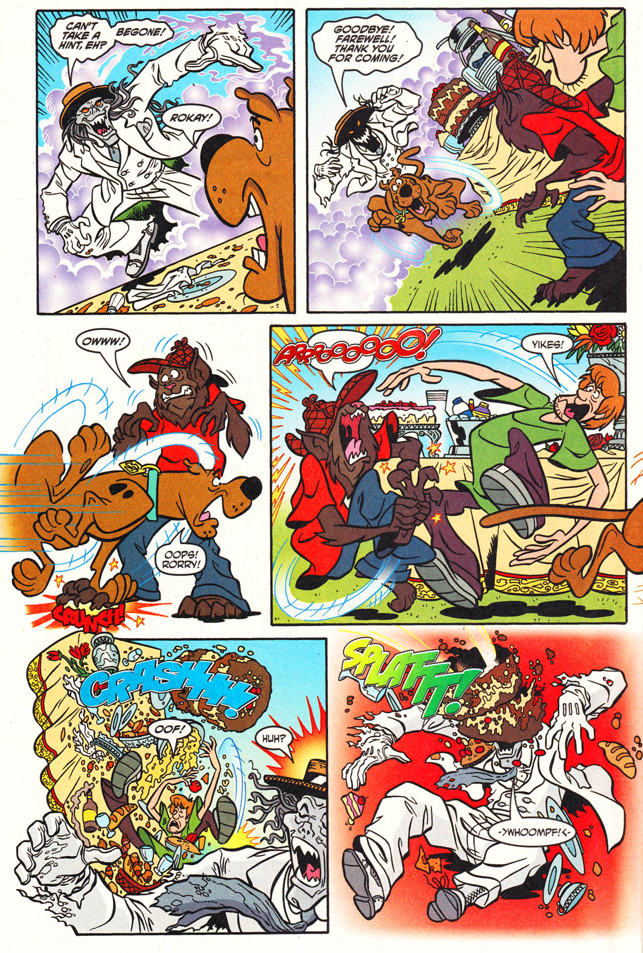 Read online Scooby-Doo (1997) comic -  Issue #111 - 10