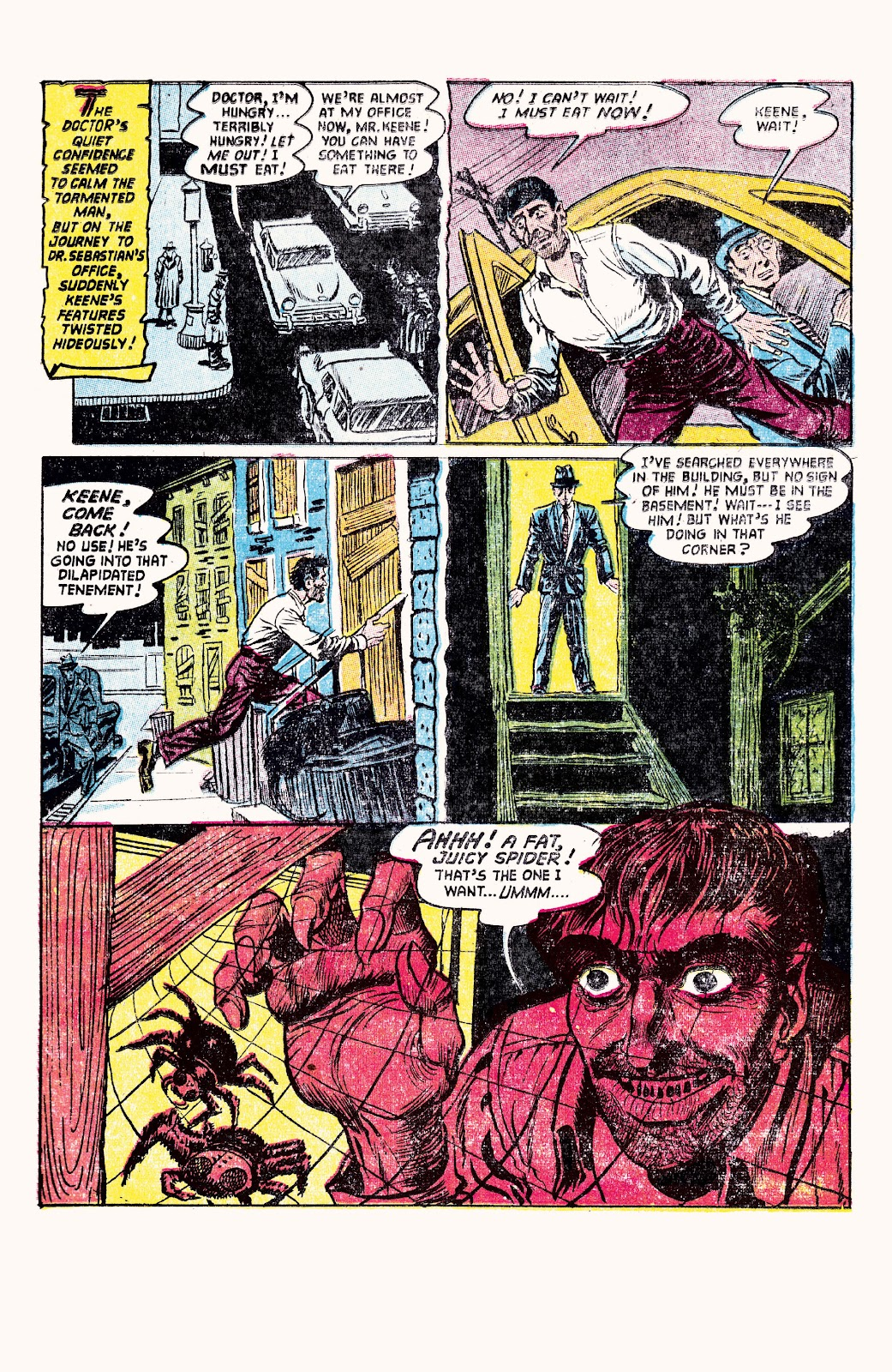 Haunted Horror Issue #12 #12 - English 45