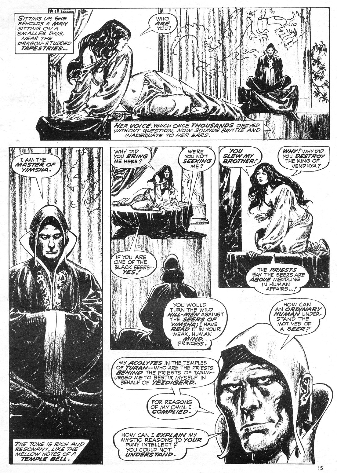 The Savage Sword Of Conan Issue #18 #19 - English 15