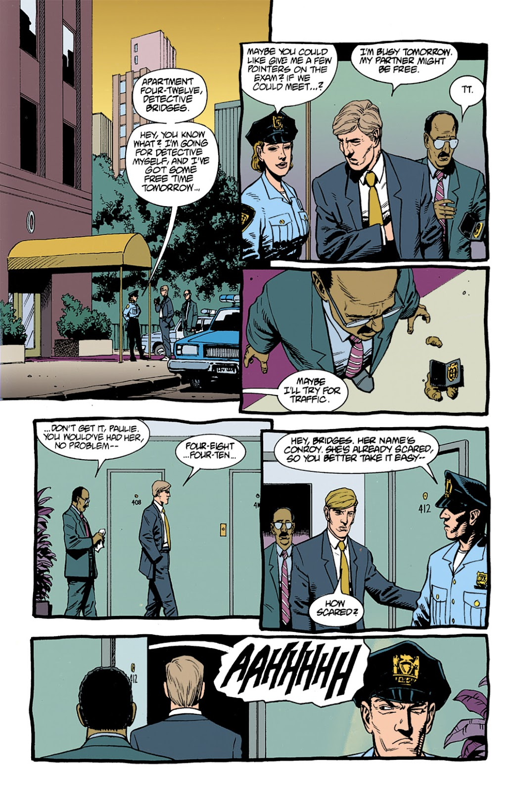Preacher Issue #6 #15 - English 10