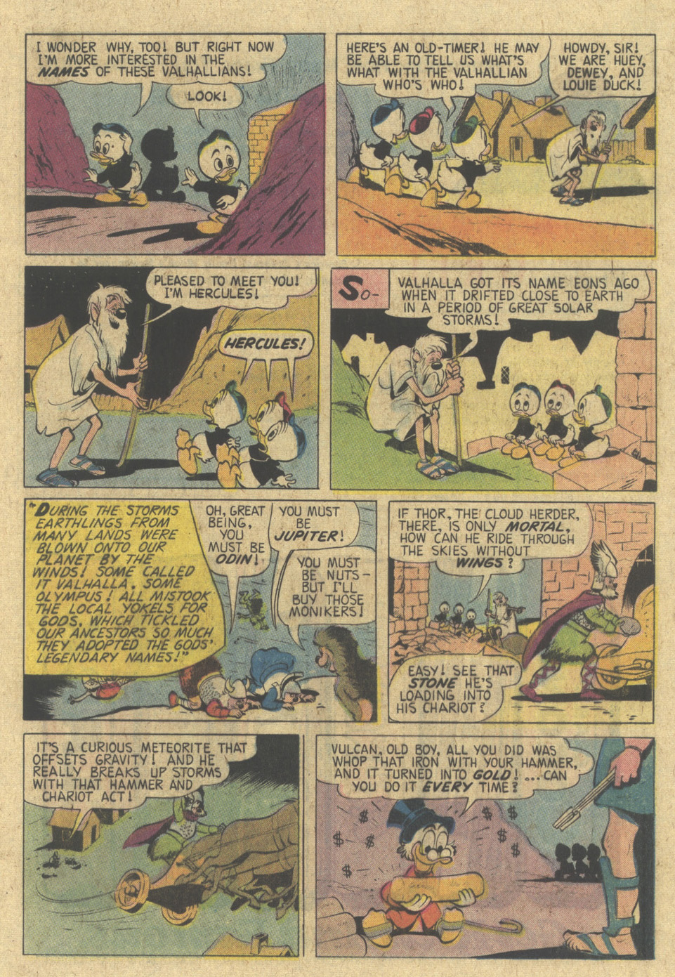 Uncle Scrooge (1953) Issue #147 #147 - English 13