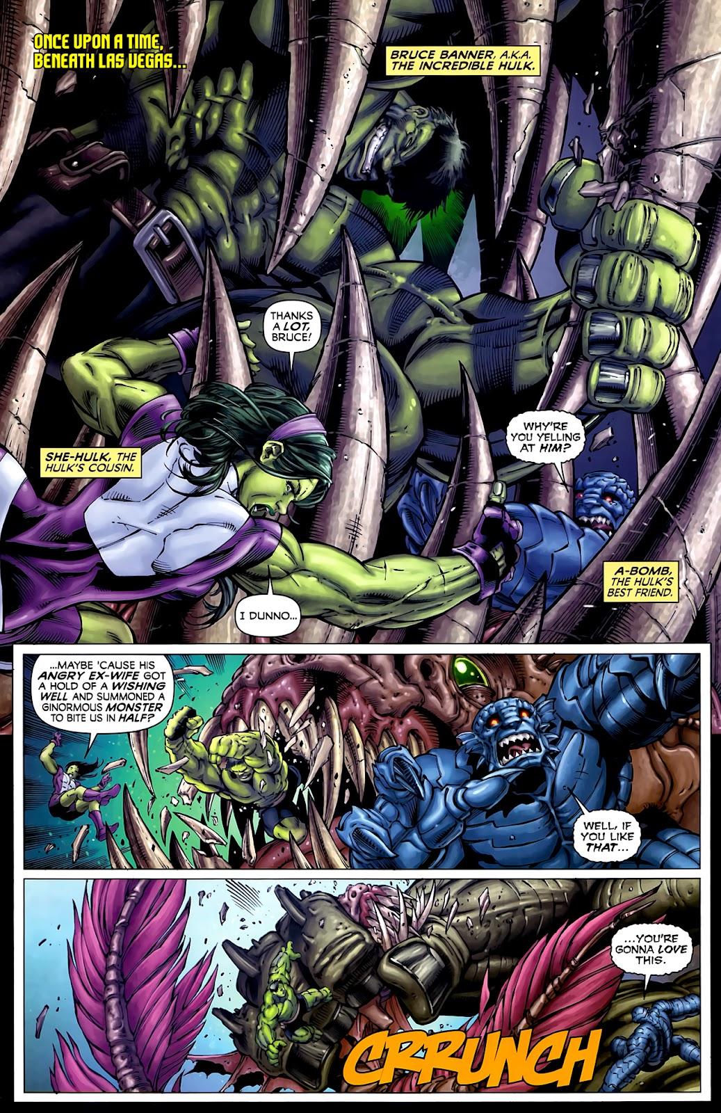 Incredible Hulks (2010) Issue #631 #21 - English 3