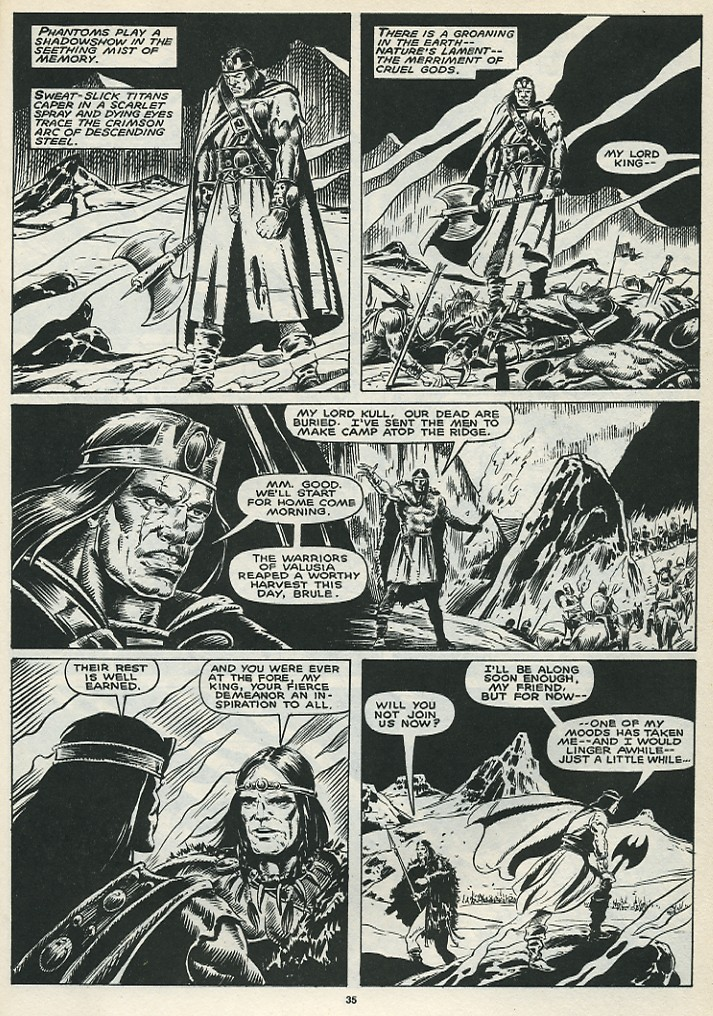 The Savage Sword Of Conan Issue #172 #173 - English 37