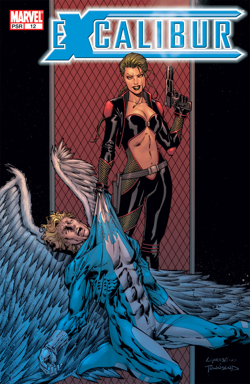 Excalibur (2004) Issue #12 #12 - English 1