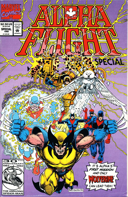 Alpha Flight (1983) _Special_1 Page 1