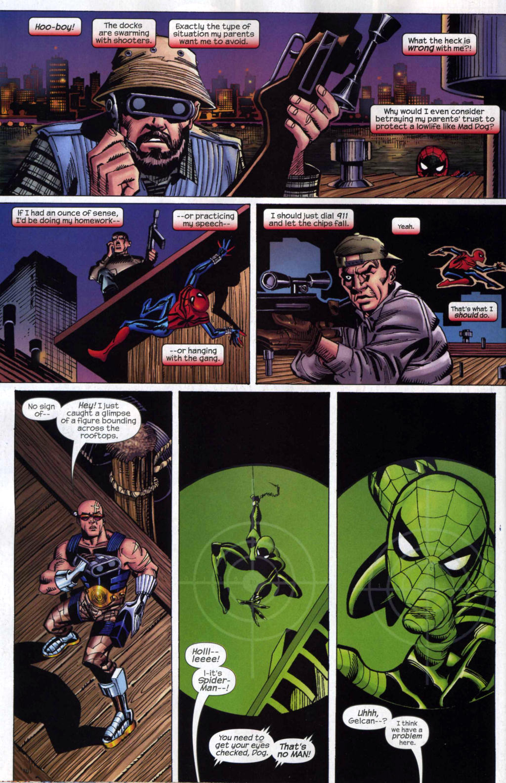 Amazing Spider-Girl Issue #4 #5 - English 18