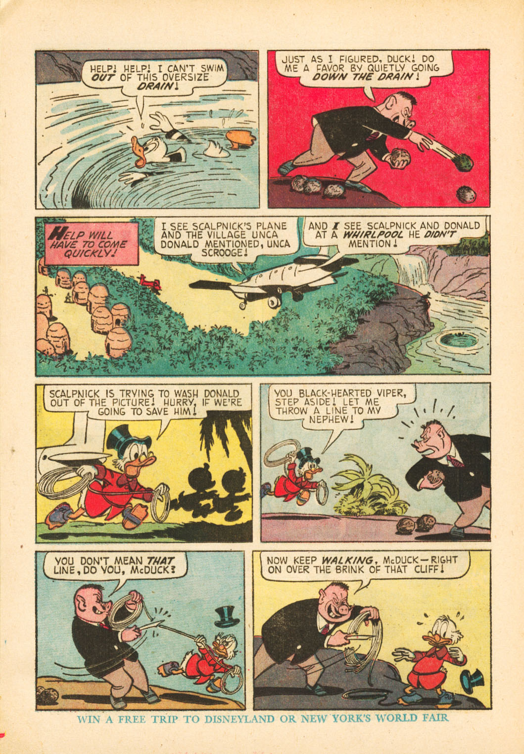 Uncle Scrooge (1953) Issue #52 #52 - English 16