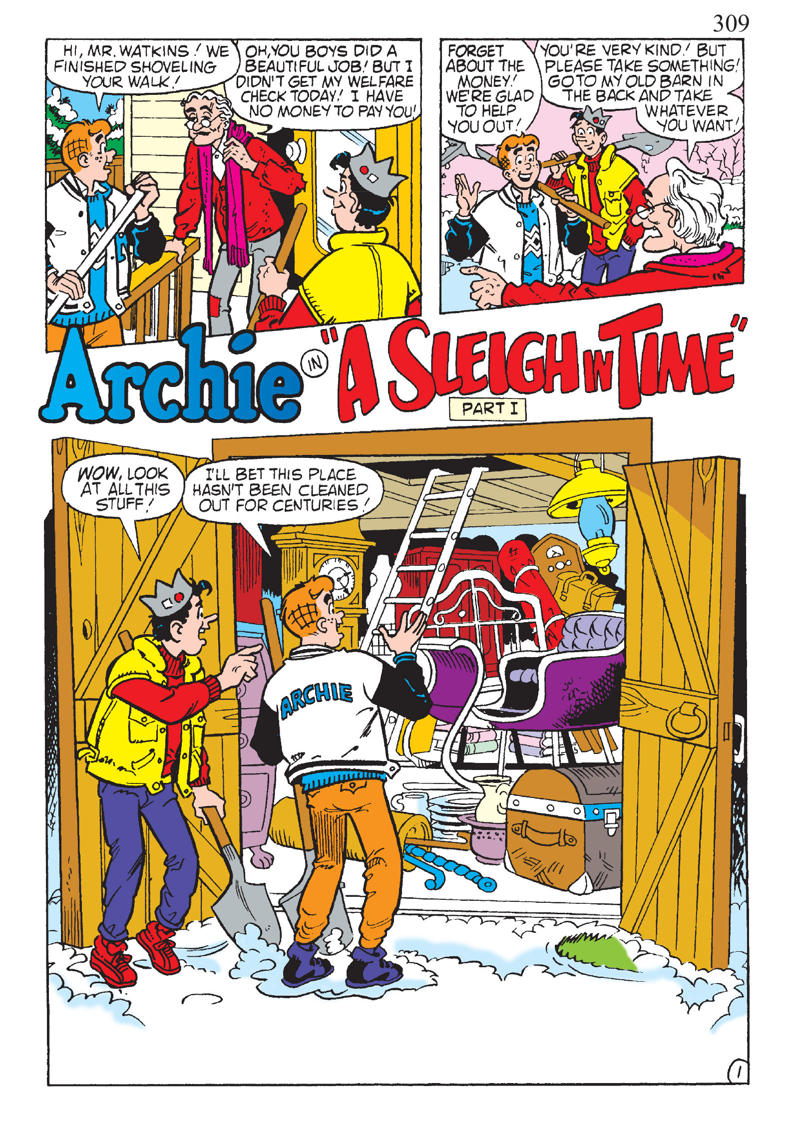 Read online The Best of Archie Comics comic -  Issue # TPB 1 (Part 2) - 80