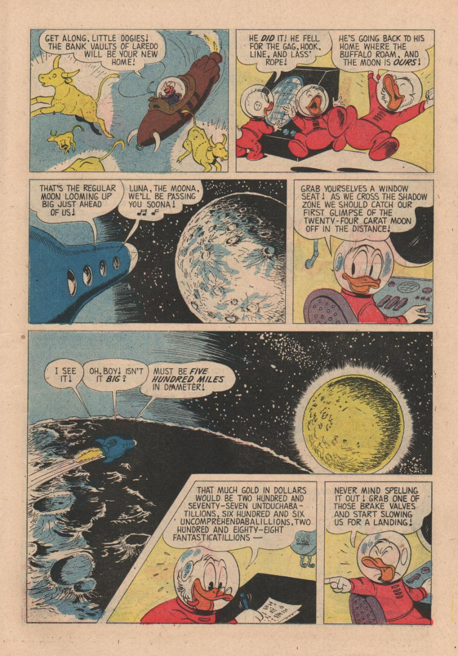 Uncle Scrooge (1953) Issue #24 #24 - English 15