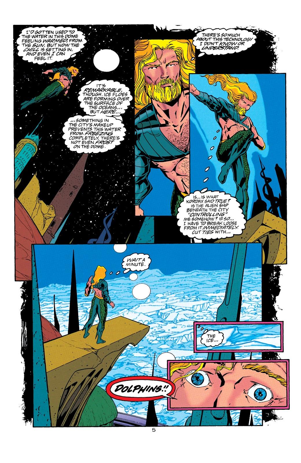 Aquaman (1994) Issue #26 #32 - English 6