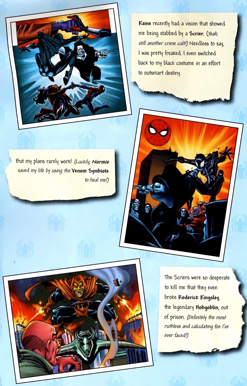 Amazing Spider-Girl Issue #0 #1 - English 19