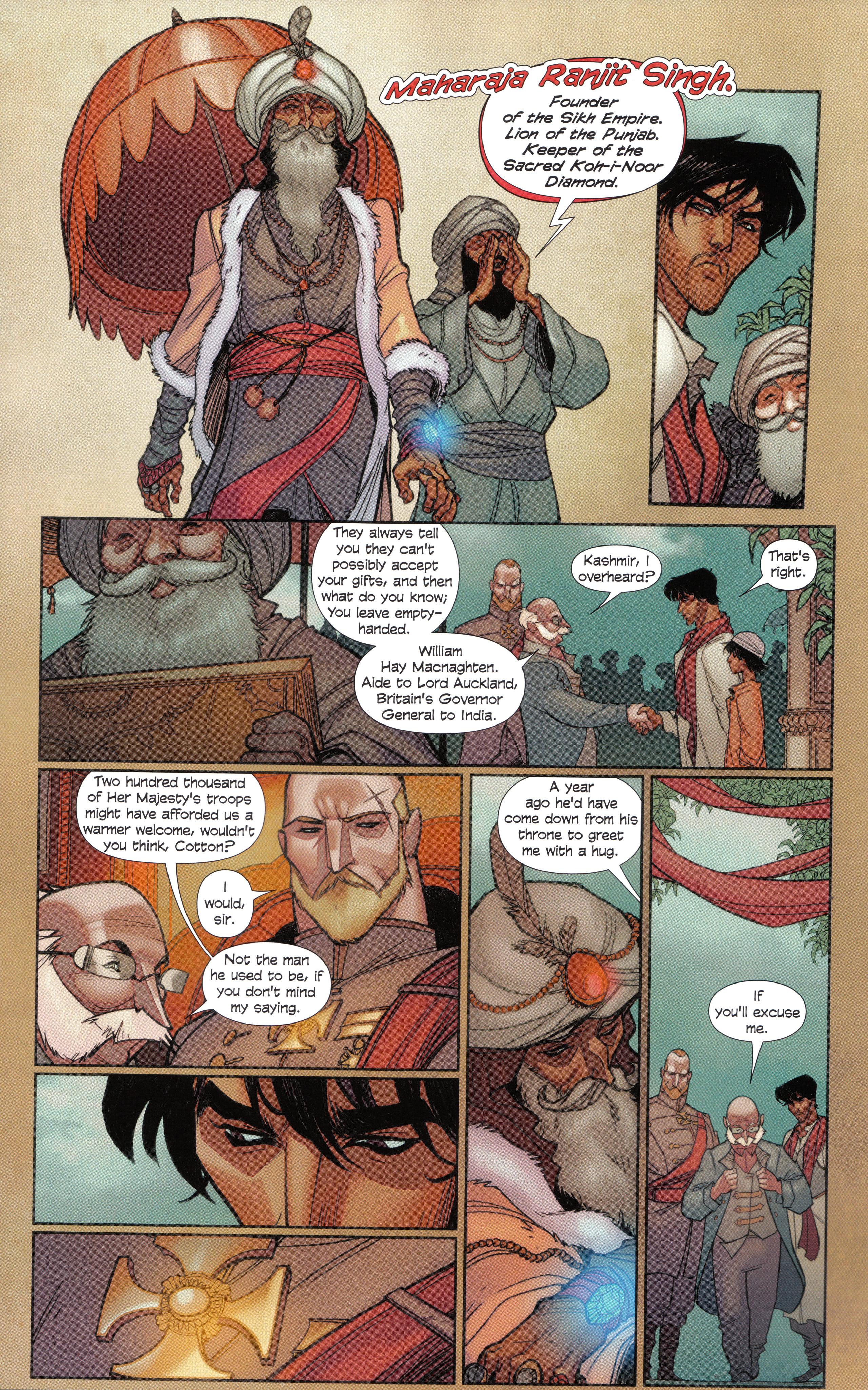 Read online Assassin's Creed Brahman comic -  Issue #Assassin's Creed Brahman Full - 42