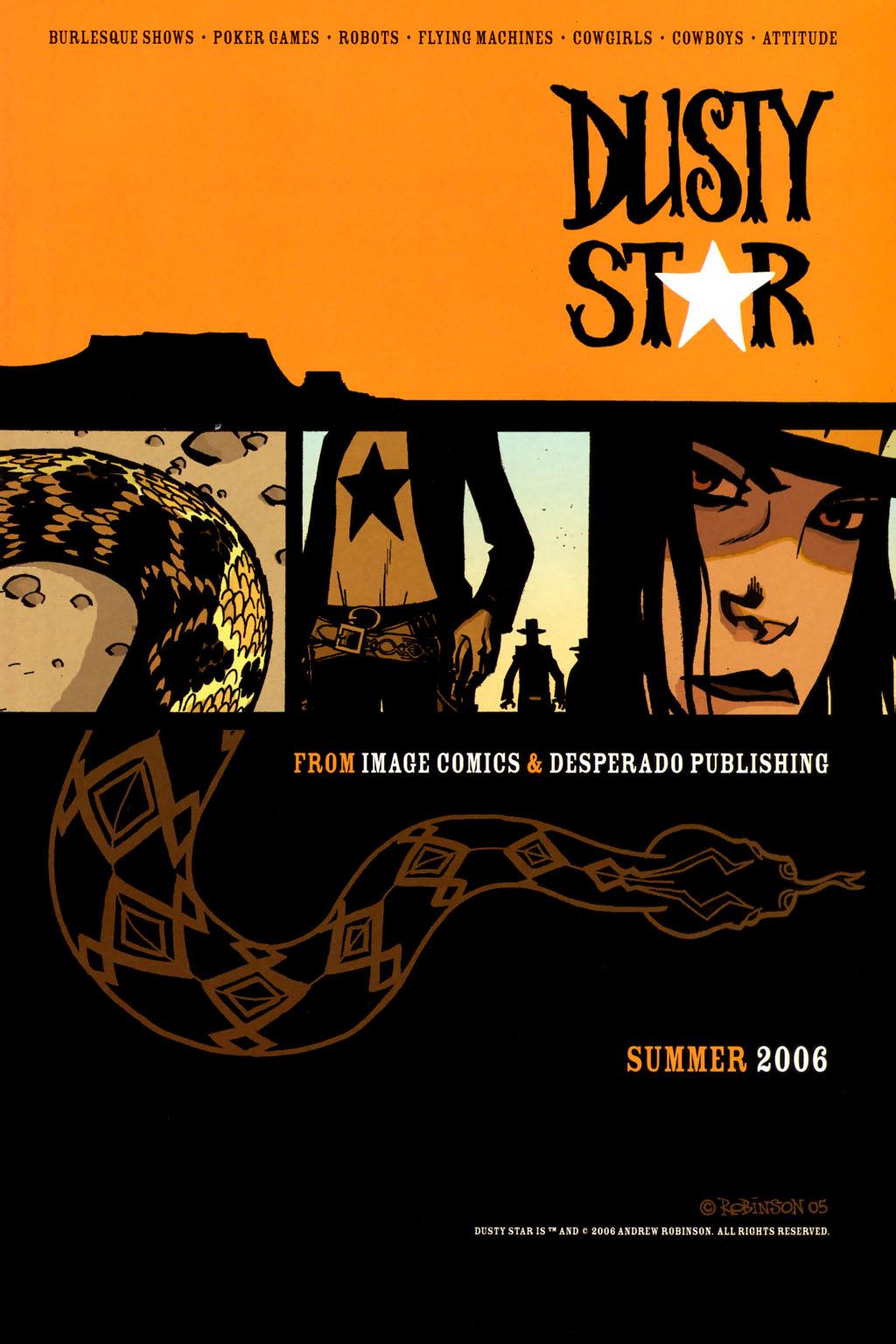 Strange Girl Issue #10 #11 - English 31