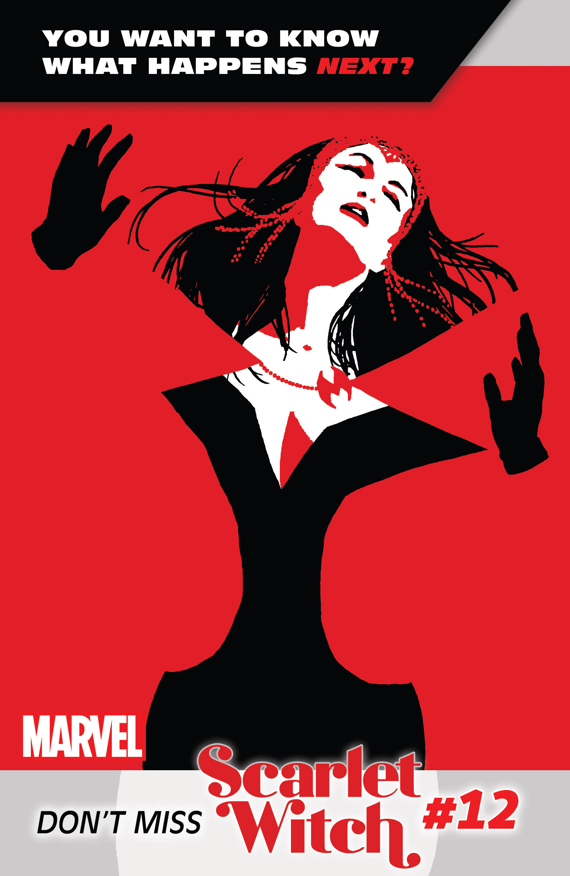 Read online Scarlet Witch (2016) comic -  Issue #11 - 23