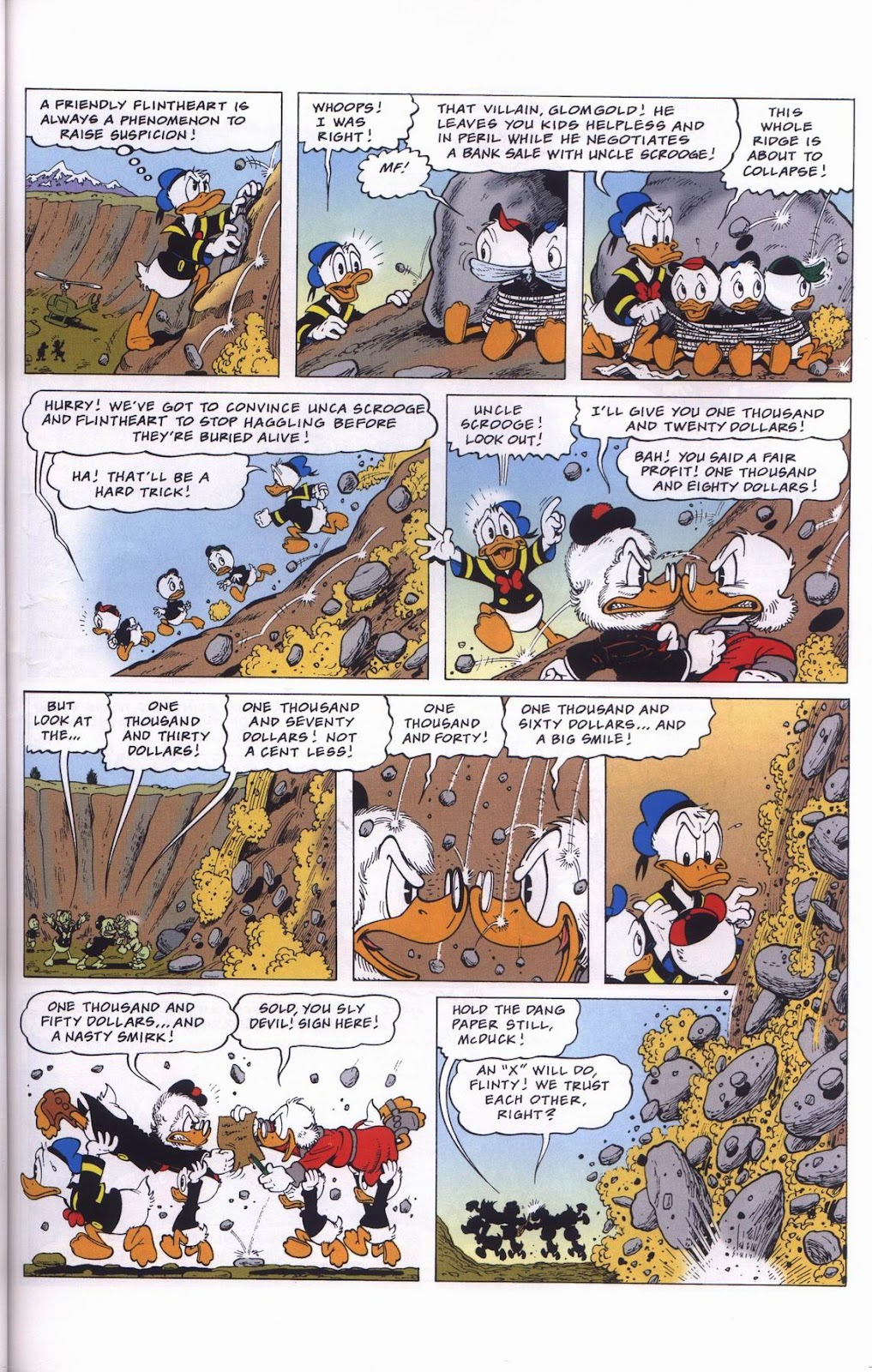 Uncle Scrooge (1953) Issue #311 #311 - English 31