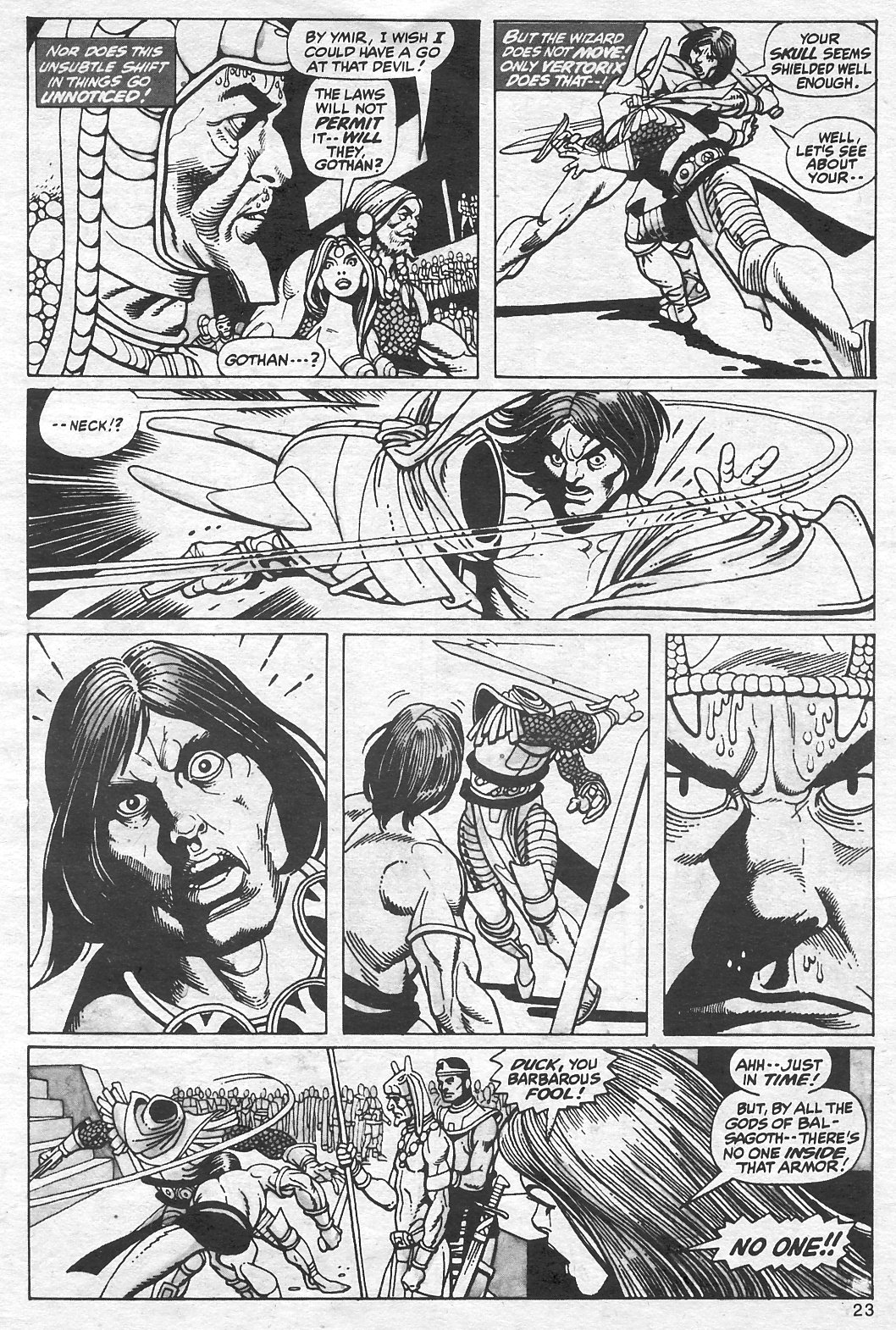 The Savage Sword Of Conan Issue #13 #14 - English 23