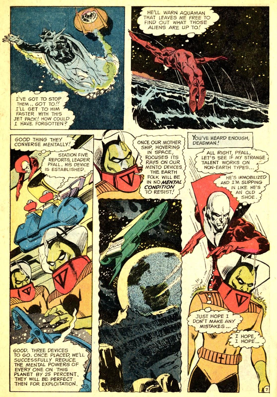 Aquaman (1962) Issue #50 #50 - English 30