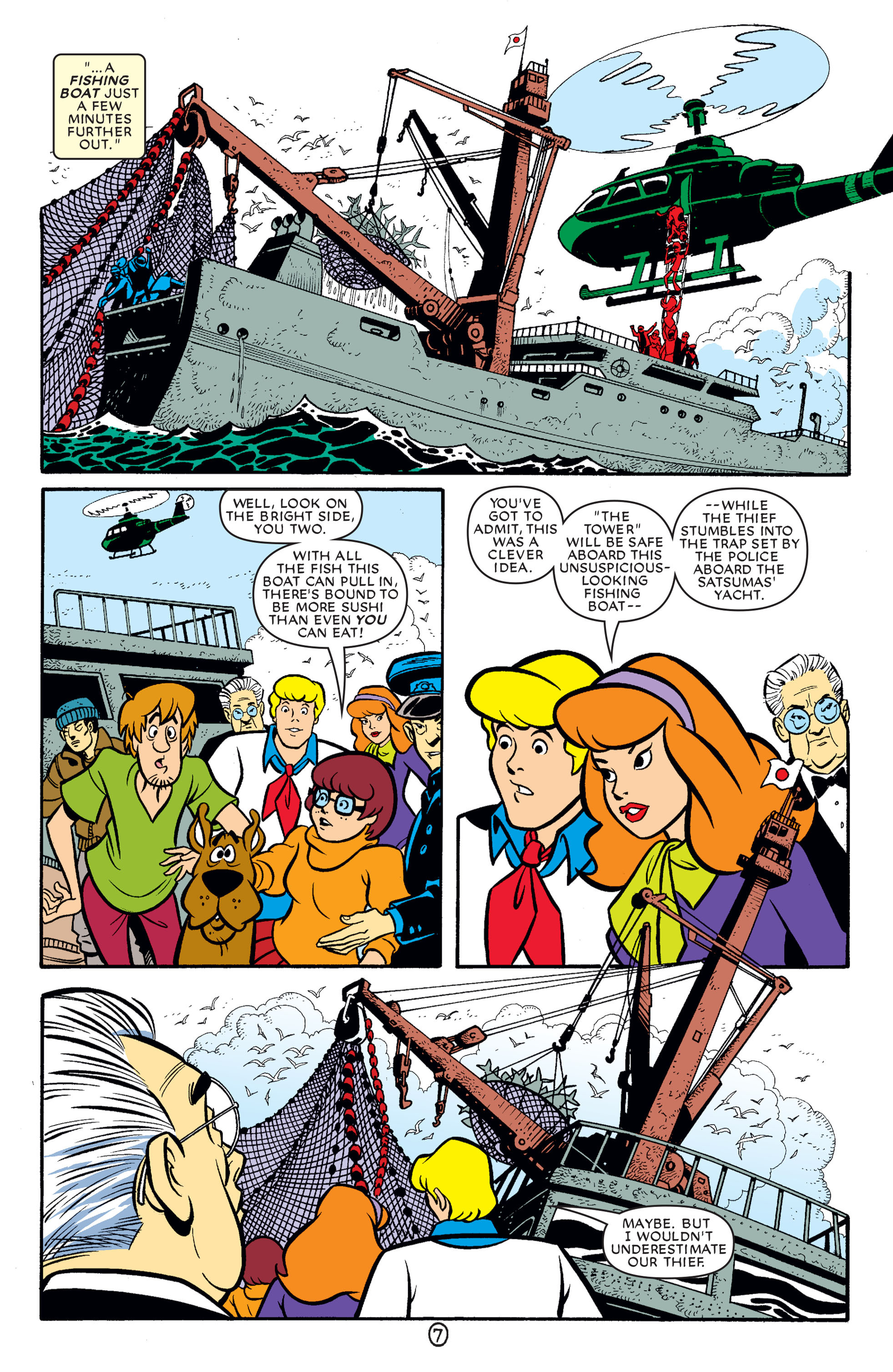 Read online Scooby-Doo (1997) comic -  Issue #64 - 18