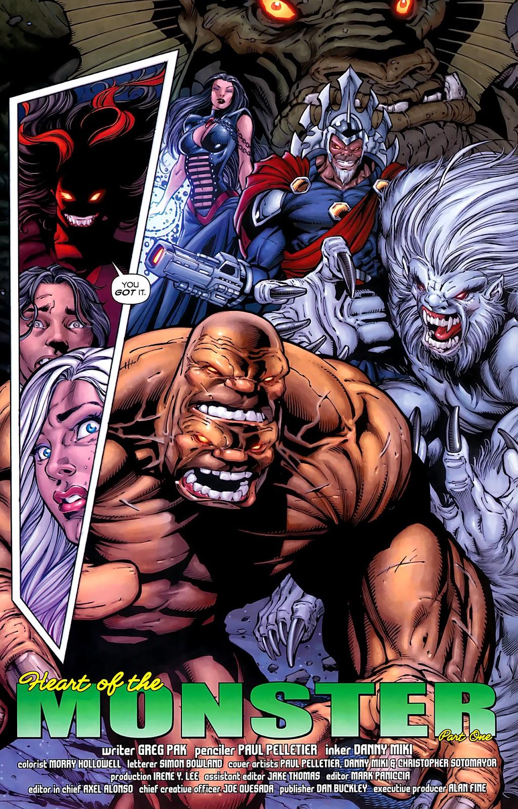 Incredible Hulks (2010) Issue #630 #20 - English 22