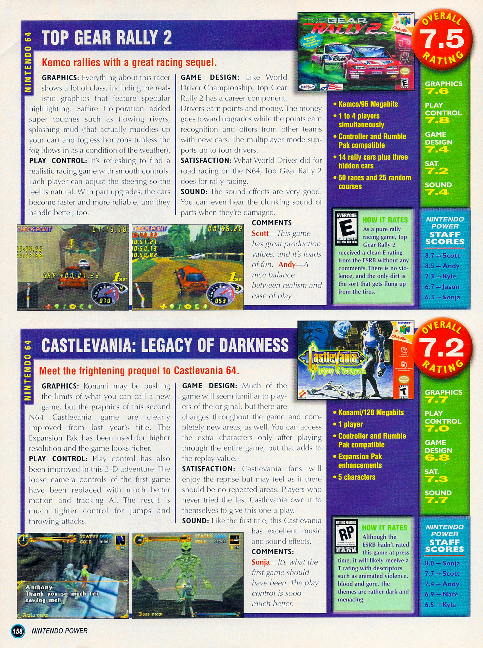 Nintendo Power #127 #127 - English 183