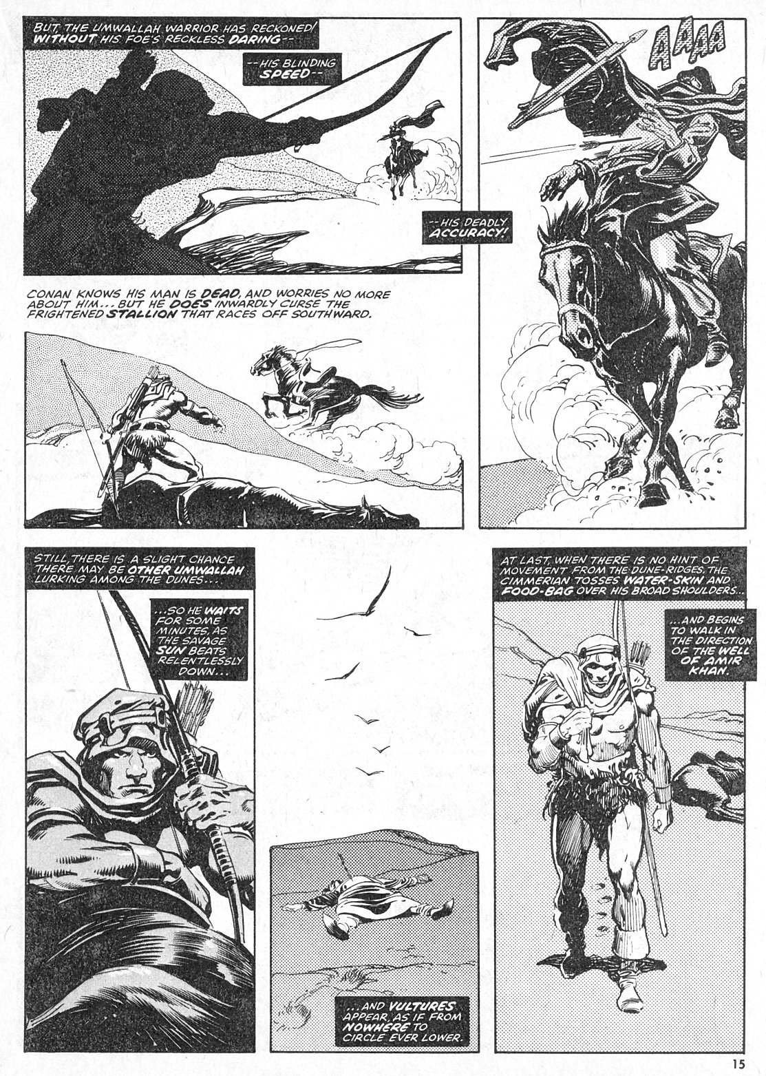The Savage Sword Of Conan Issue #28 #29 - English 15