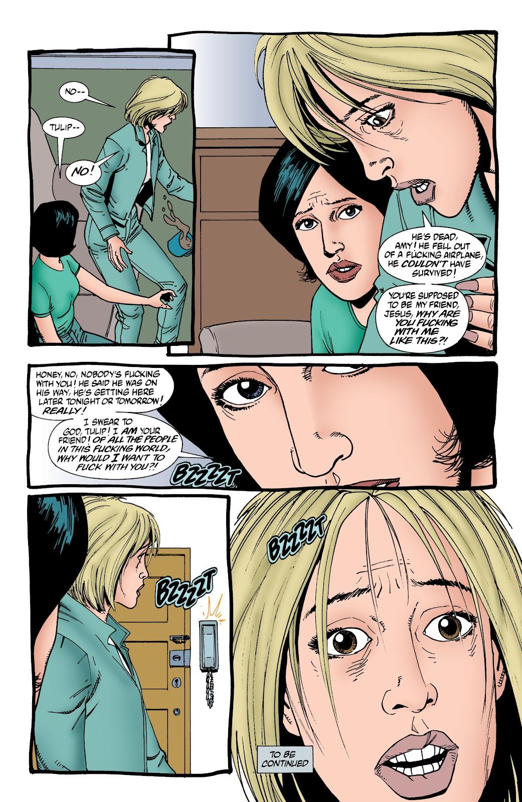 Preacher Issue #52 #61 - English 24