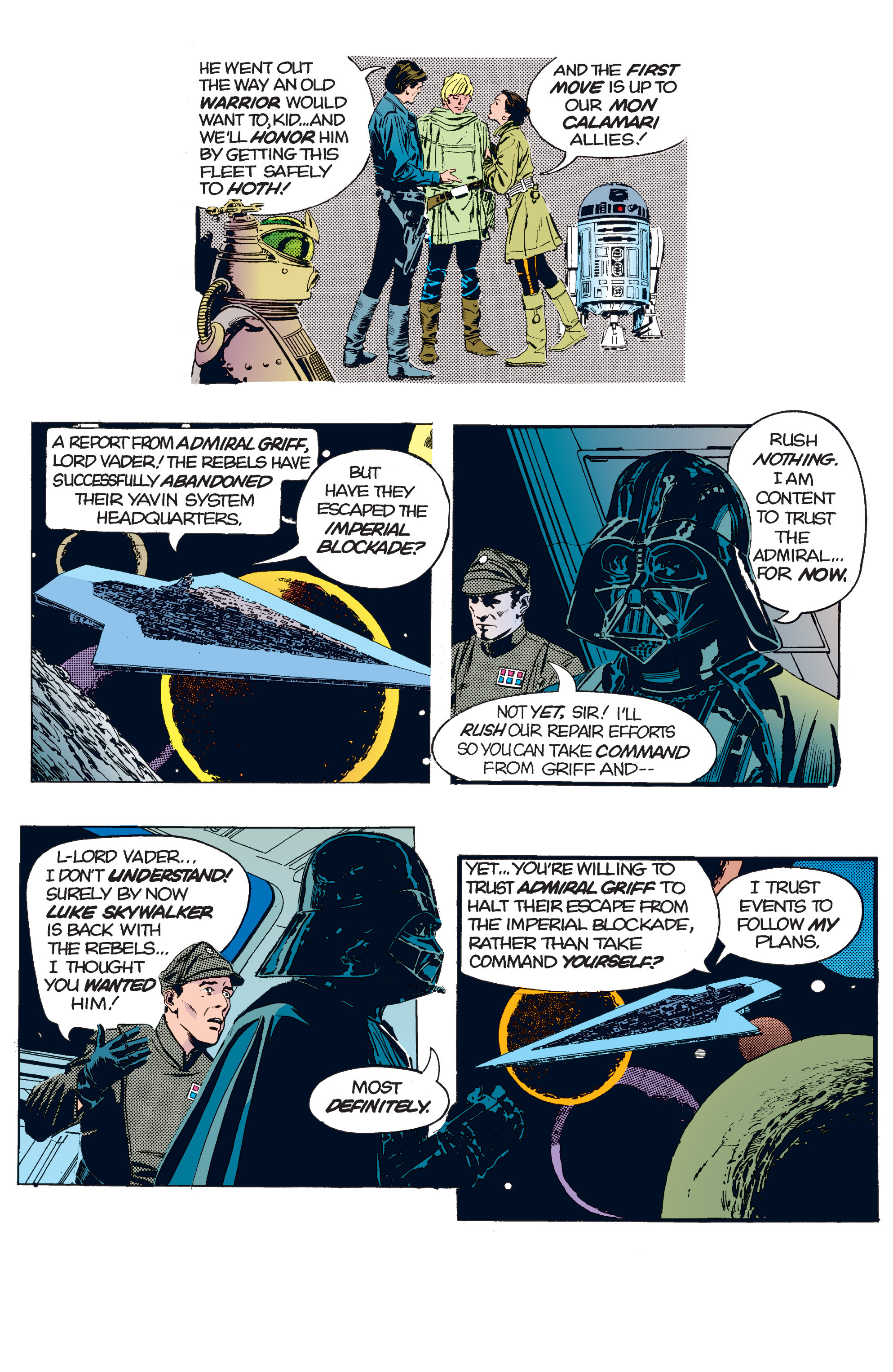 Classic Star Wars #16 #16 - English 6
