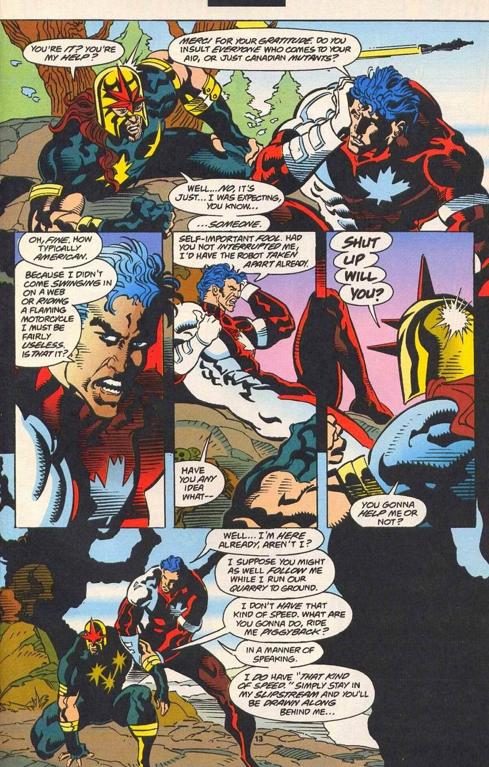 Read online Secret Defenders comic -  Issue #11 - 10