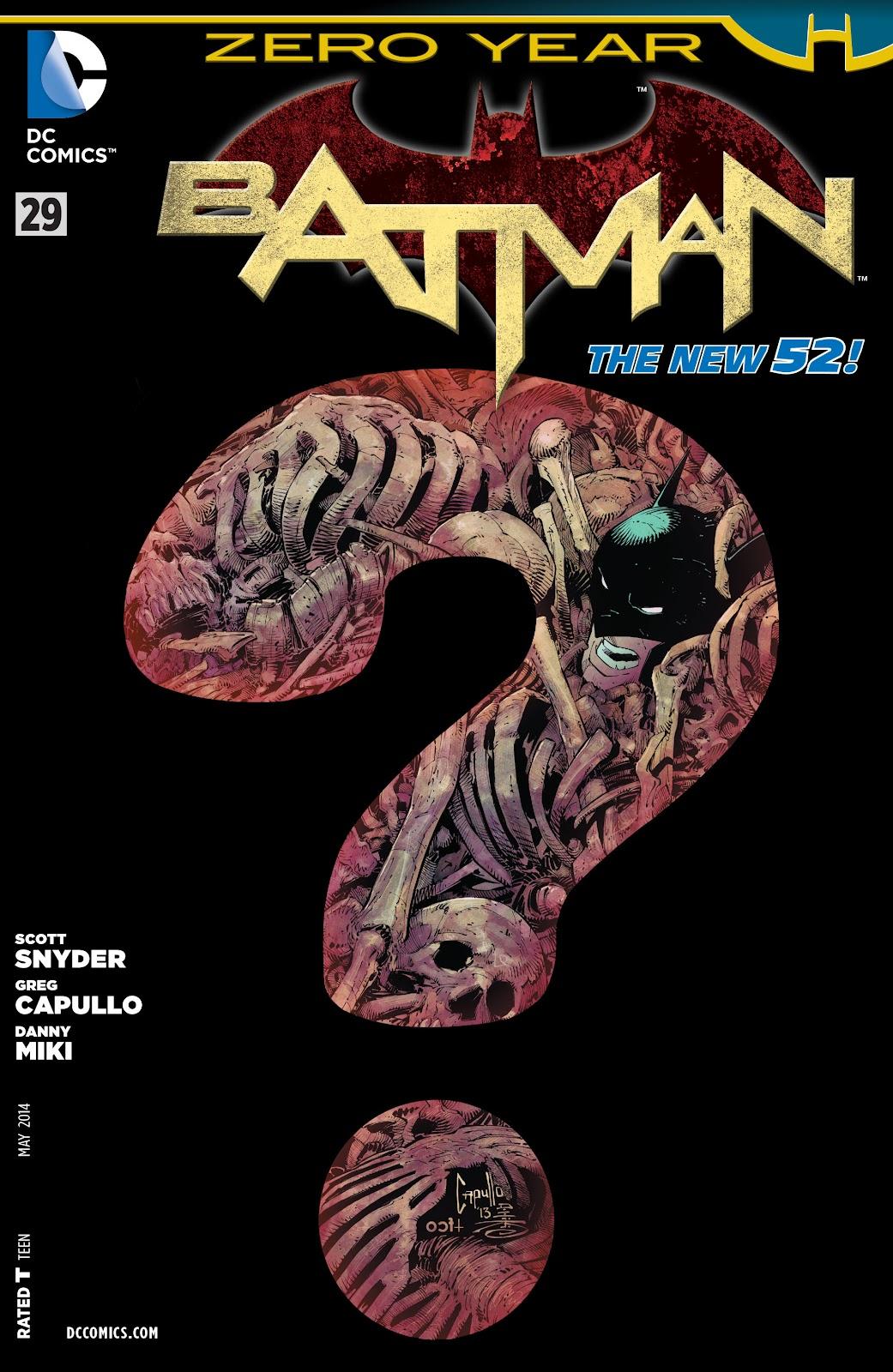 Batman (2011) Issue #29 #48 - English 41
