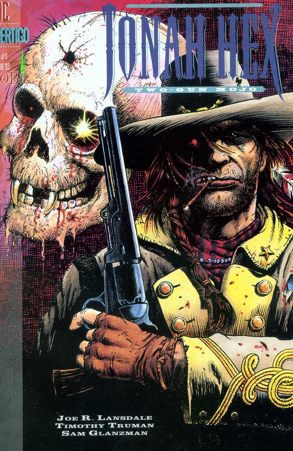Jonah Hex: Two-Gun Mojo Issue #1 #1 - English 1