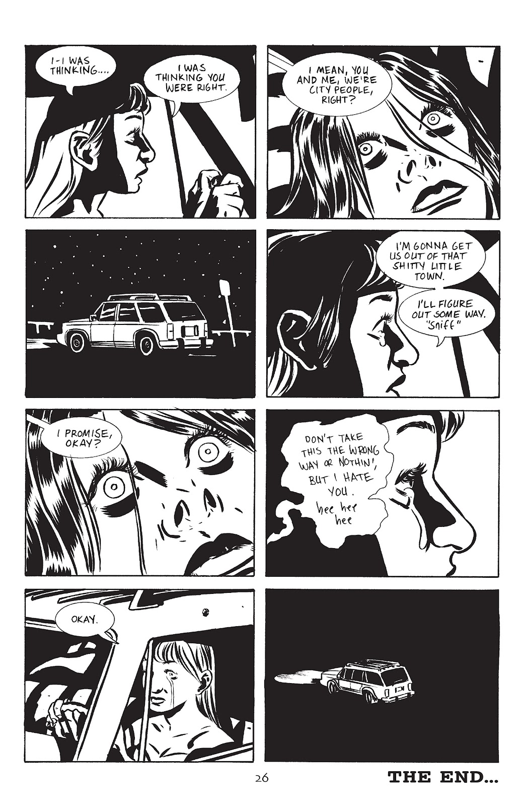 Stray Bullets Issue #11 #11 - English 28