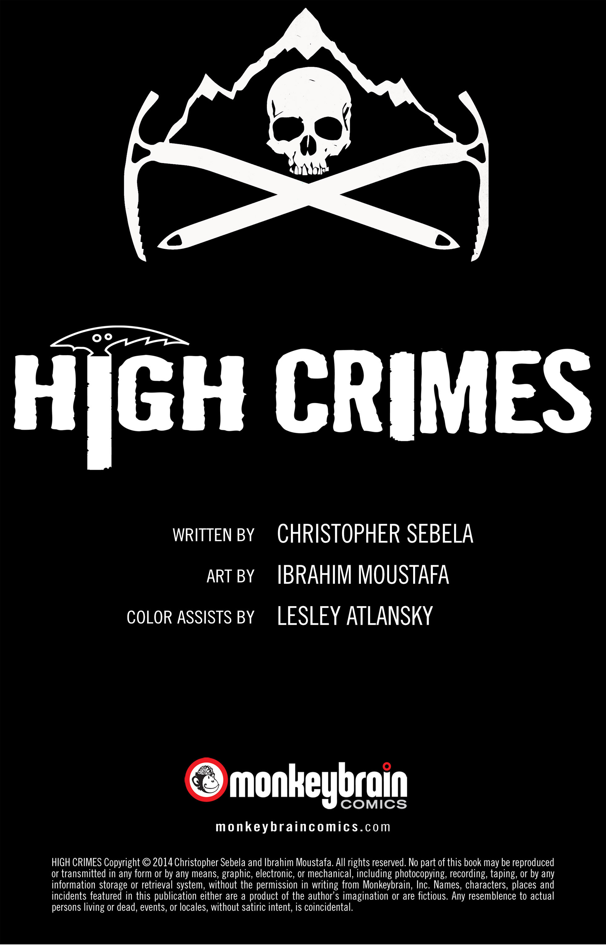 Read online High Crimes comic -  Issue #10 - 2