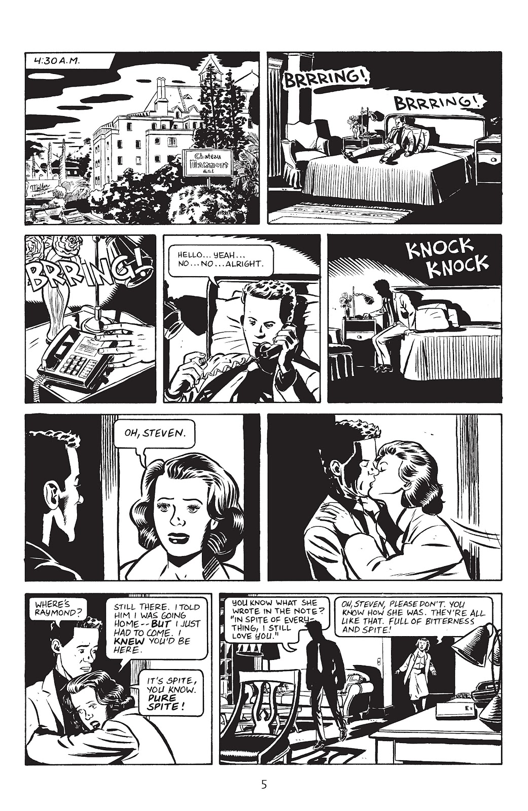 Stray Bullets Issue #22 #22 - English 40