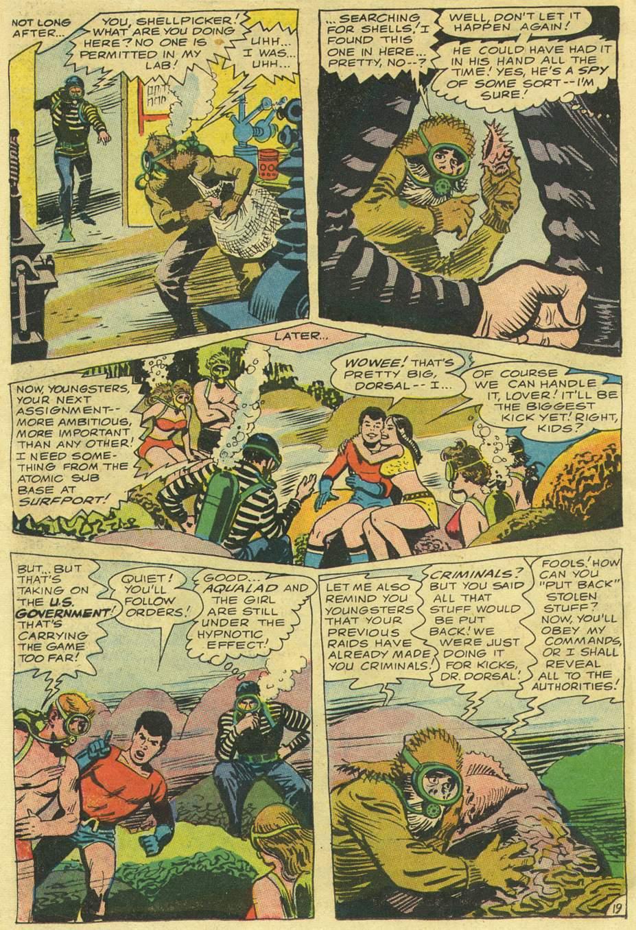 Aquaman (1962) Issue #33 #33 - English 26
