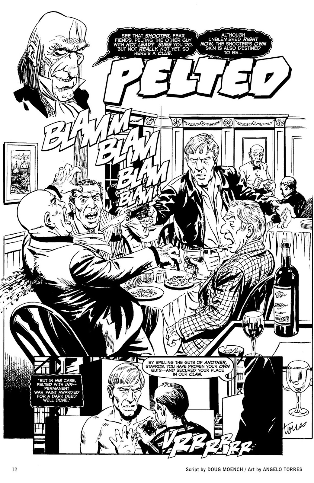 Creepy (2009) Issue #3 #3 - English 14