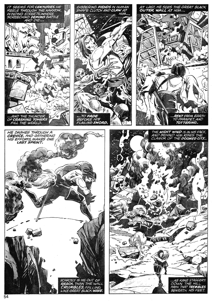 The Savage Sword Of Conan Issue #39 #40 - English 53